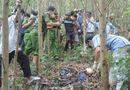 An ninh - Hình sự - Hoảng hốt phát hiện bộ xương người trong rừng