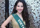 """Tin tức giải trí -  Nam Em được khen """"dồn dập"""" khi diện váy tua rua tại Miss Earth 2016"""