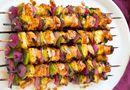 Ăn - Chơi - Kebab gà Hawaii – thịt gà xiên nướng ngon miệng lại dễ làm