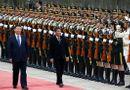 Tin thế giới - Chủ tịch Trung Quốc tiếp Tổng thống Philippines Duterte
