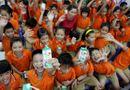 Kinh doanh - Vinamilk tiên phong trong sữa học đường, vì một Việt Nam vươn cao