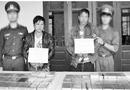 An ninh - Hình sự - Phá chuyên án 217L, thu giữ 26kg heroin