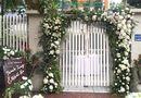 Gia đình - Tình yêu - Cặp đôi chi 50 triệu đồngtrang trí nhà ngày cưới bằng hoa lan hồ điệp nhập khẩu