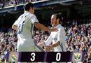 Thể thao - Real Madrid 3-0 Leganes (Vòng 11 La Liga)