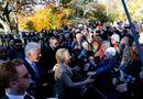 Video-Hot - Bà Clinton rạng rỡ bỏ phiếu tại New York