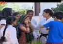 Tin tức giải trí - Cô dâu 8 tuổi phần 12 tập 19: Anandi bị con gái cầm gậy đánh