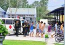 An ninh - Hình sự - Hàng trăm học viên cai nghiện ở BR-VT lại kích động phá và trốn trại