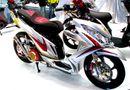 Ôtô - Xe máy - 5 mẫu xe tay ga bán chạy nhất của Suzuki