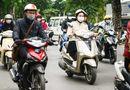 Tin trong nước - Người Hà Nội trong buổi sáng trời chuyển rét 15oC