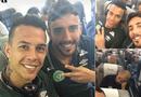 Video-Hot - Đội bóng Brazil trước khi lên máy bay gặp nạn