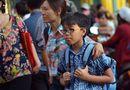 Chuyện học đường - 100.000 học sinh tiểu học học thêm văn hóa ngoài giờ chính khóa
