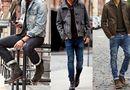Cách chọn giày boot nam cực chuẩn cho chàng trai phong cách