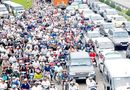 Tin trong nước - Đại biểu HĐND TP HCM đề xuất hạn chế nhập xe gắn máy, ô tô