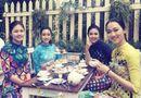 Ăn - Chơi - Quán Trà Anh siêu xinh hút loạt hoa hậu, hot girl và người nổi tiếng ở Hà Thành