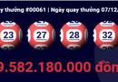 Thị trường - Khách hàng thứ 6 trúng giải Jackpot gần 70 tỷ đồng