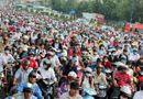 Tin trong nước - Nhiều đường lớn tại TP HCM sắp thành đường một chiều