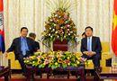 Tin trong nước - Thủ tướng Campuchia Hun Sen thăm TP HCM