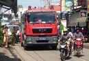Tin trong nước - Va chạm với xe cứu hỏa, người đàn ông tử vong