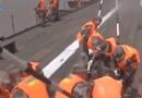 Video-Hot - Trung Quốc xây cầu phao dài hơn 1.000m trong 27 phút