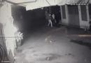 An ninh - Hình sự - Sài Gòn: Truy tìm 3 thanh niên bịt mặt ném bom xăng đốt quán nhậu