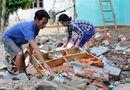Tin trong nước - Bình Định không bắn pháo hoa dịp Tết, dành tiền lo cho người dân vùng lũ