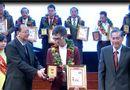 Cần biết - Caganu Group – TGĐ Nguyễn Quang Huy đăng quang Sao vàng đất Việt