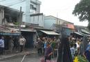 Tin trong nước - TP HCM: Cháy nhà 2 tầng ngày cuối năm, nhiều người hoảng loạn