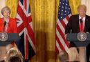 Tin thế giới - Tổng thống Donald Trump khẳng định quan hệ đồng minh với Anh
