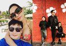 Tin tức giải trí - Vợ chồng Hoàng Bách kỉ niệm 13 năm yêu nhau ở Hawaii