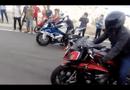 Video-Hot - Biker đua môtô gặp nạn vì tông xe hơi
