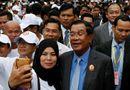 """Tin thế giới - Y án thủ lĩnh đối lập phỉ báng Thủ tướng Campuchia """"mua like Facebook"""""""
