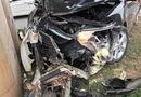 Tin trong nước - TP. Hồ Chí Minh: Nữ tài xế hoảng loạn sau khi đâm liên hoàn 4 xe trên đường