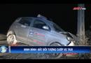Video-Hot - Khách siết cổ tài xế, cướp taxi