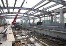 Tin trong nước - Chậm nhất tháng 10 sẽ chạy thử đoàn tàu đường sắt Cát Linh-Hà Đông