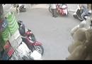 Video-Hot - Trộm SH bất thành ở Sài Gòn