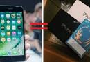 """Cộng đồng mạng - """"Dở khóc dở cười"""" chuyện cô gái đặt mua iPhone 7, nhận được iPhone 3+4"""