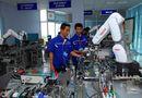 Công nghệ - Nhật Bản mở xưởng dạy chế tạo robot tại TP. Hồ Chí Minh