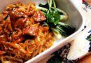 Ăn - Chơi - Cách làm mỳ gạo xào thịt bò sa tế Triều Châu ngon đúng vị