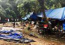 Tin trong nước - Truy quét 100 vàng tặc ra khỏi mỏ vàng Bồng Miêu