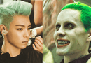 Tin tức giải trí - Bất ngờ phát hiện kiểu tóc của T.O.P là nguồn cảm hứng cho nhân vật Joker
