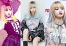 Tin tức giải trí - Chóng mặt với 9 lần thay đổi màu tóc trong một năm của Lisa (Black Pink)