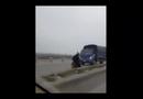 Video-Hot - Xe máy phóng bạt mạng ngược chiều trên cầu Thanh Trì