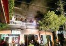 Tin trong nước - Cửa hàng khung ảnh phát hỏa trong đêm, cả gia đình thoát nạn