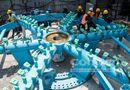 Tin trong nước - Robot đào đường hầm