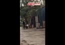 Video-Hot - Mẹ bắt con trai 3 tuổi cởi truồng, đứng ngoài trời mưa