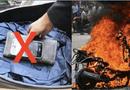 Đời sống - Muốn an toàn, đừng dại bỏ 11 thứ này vào cốp xe