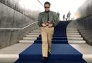 Tin tức giải trí - Sơn Tùng M-TP xuất hiện với style khó hiểu tại Seoul Fashion Week