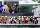 Tin tức - EXID xinh đẹp rạng rỡ, được fan Việt mặc áo bà ba đội nón lá chào đón