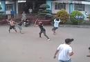 An ninh - Hình sự - Phạt tù nhóm côn đồ gây ra vụ hỗn chiến trong bệnh viện