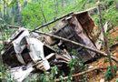 Tin trong nước - Xe tải lao xuống vực sâu, 4 người thiệt mạng